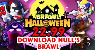Null's Brawl – 22.99 Halloween
