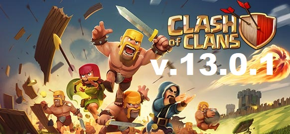 Clash of Clans v.13.0.1