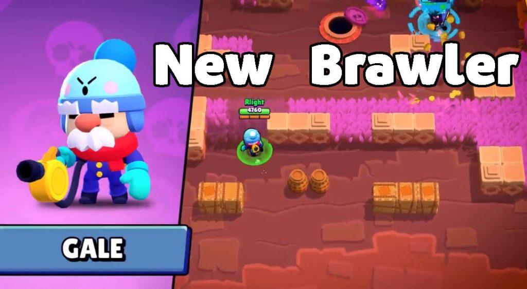 New  Brawler Gale