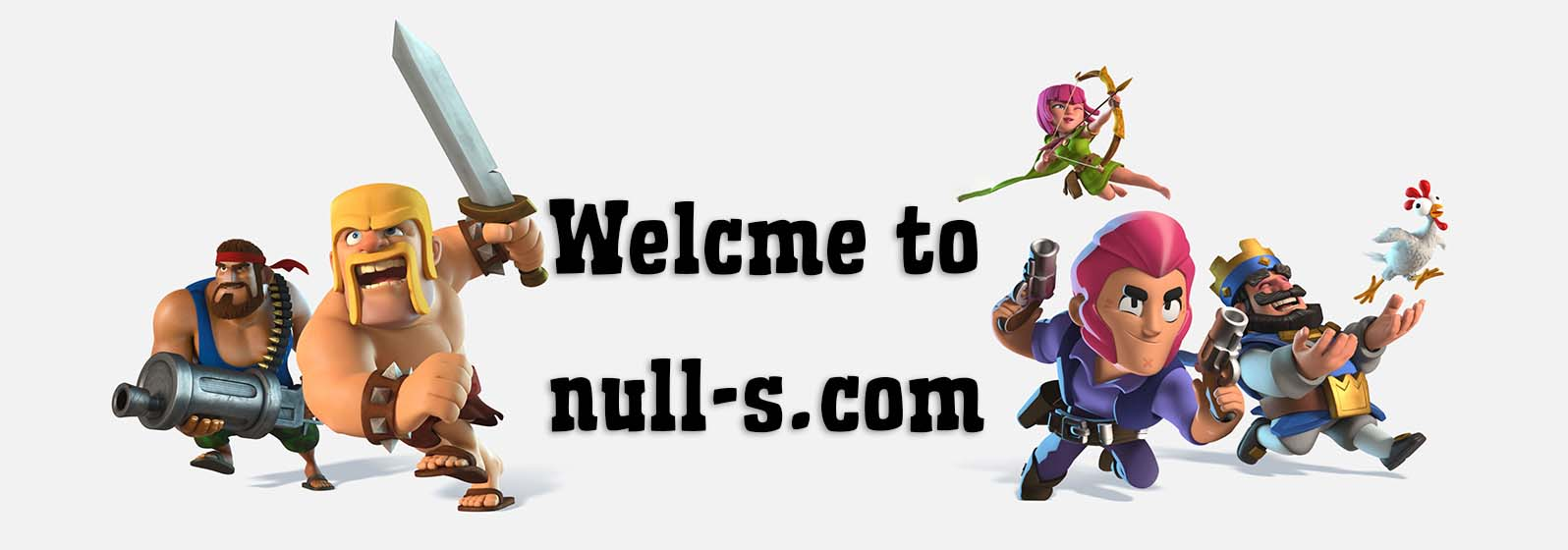 Download Null's Servers Brawl Stars / Clash Royale / Clash of Clans