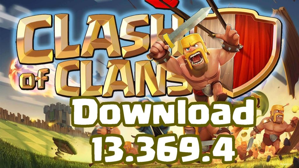 Clash of Clans 13.369.4